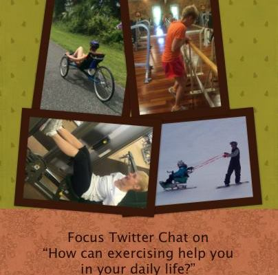 #CPChatNow Exercise Focus Chat June 17th