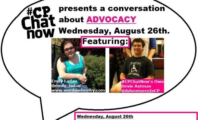 CPChatNow Presnts A Conversation About Advocacy Focus