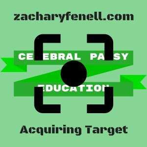 I am re-focusing to provide the Internet a kick butt cerebral palsy blog.