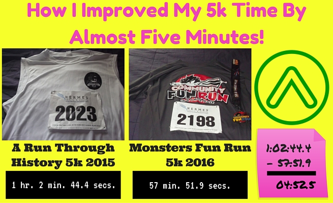 I explain the three Cs that outmatched and neutralized my cerebral palsy, allowing me to improve my 5k time by almost five minutes!