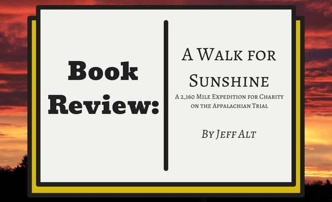 Zachary reviews A Walk for Sunshine by Jeff Alt