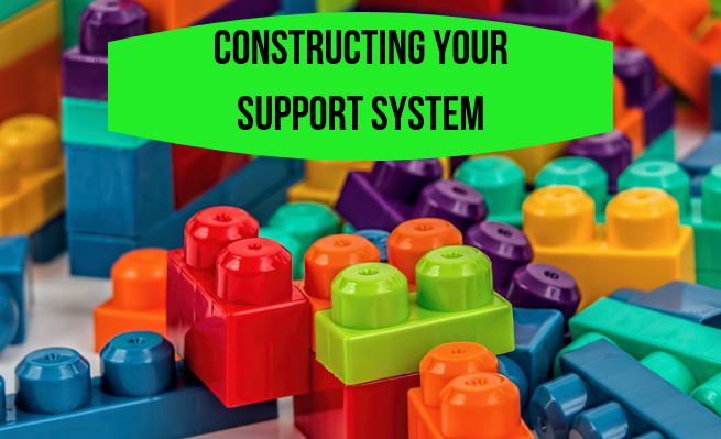 Construct a powerful support system with these tips from the Cerebral Palsy Vigilante!