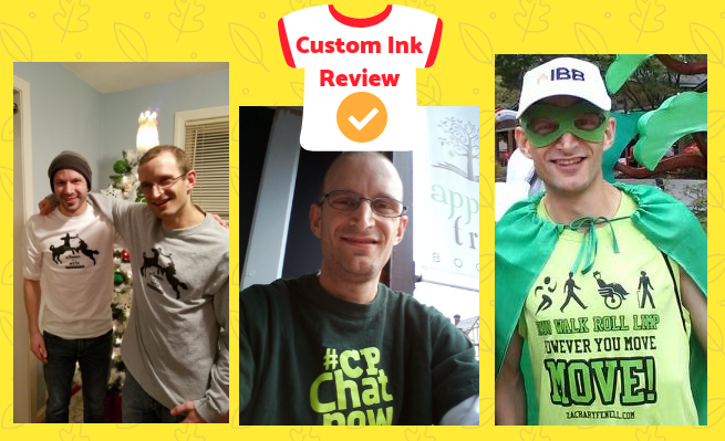 Zachary offers his Custom Ink review.