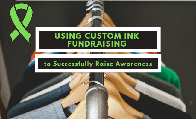 The CP Vigilante gives his tips on how to successfully raise awareness using Custom Ink Fundraising.