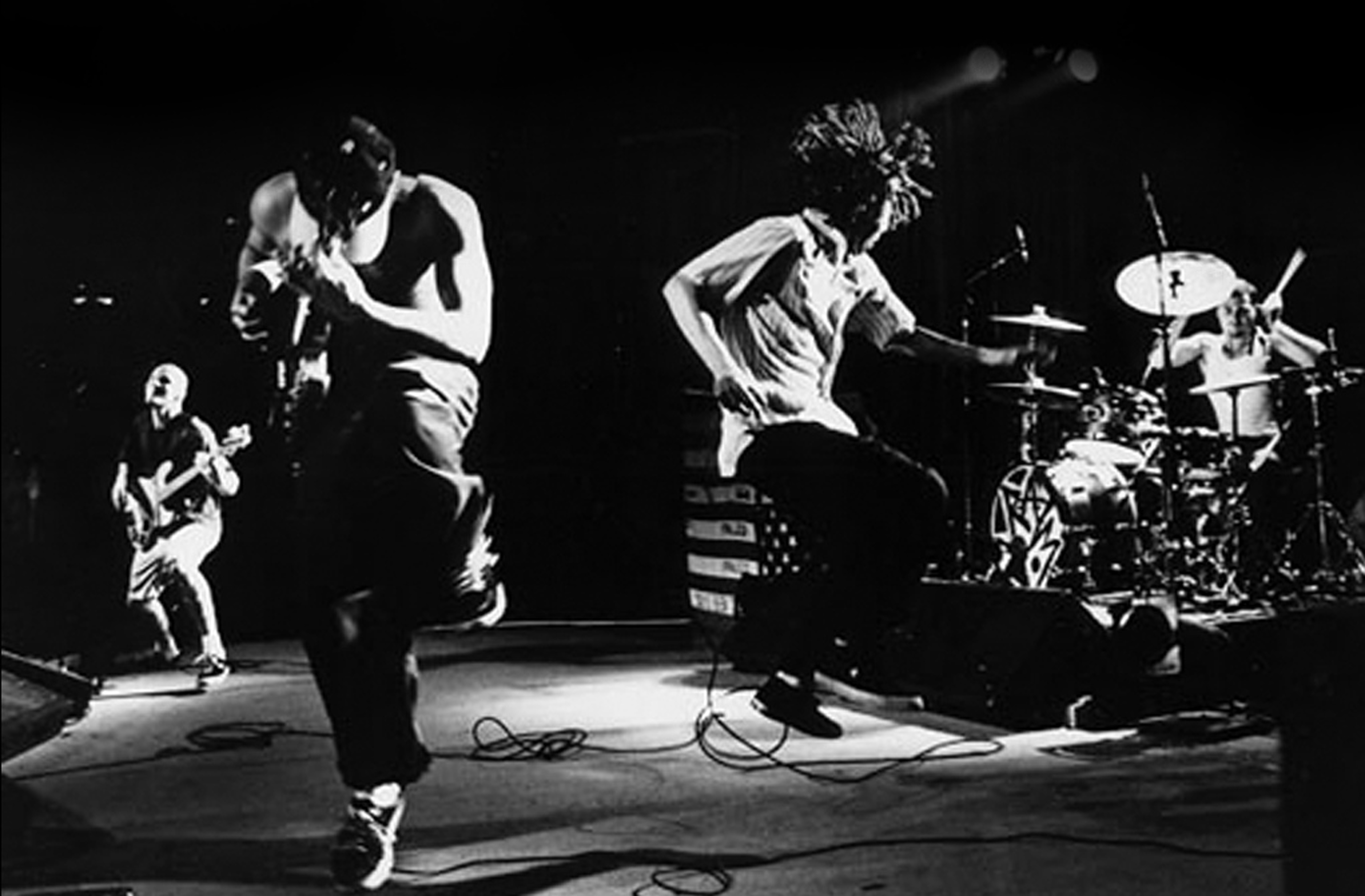 Image result for rage against the machine live