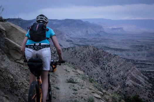 Evening Riding on Sarlacc