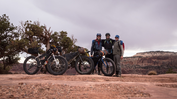 The Boys and Our Bikes