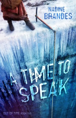 A Time to Speak cover