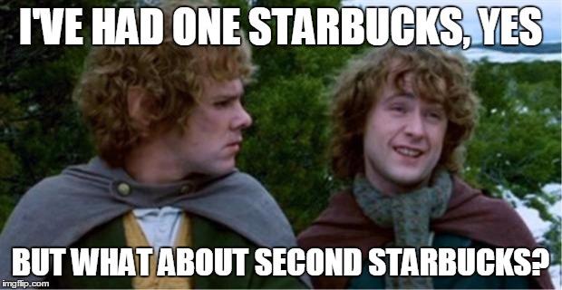 Pippin Starbucks Meme