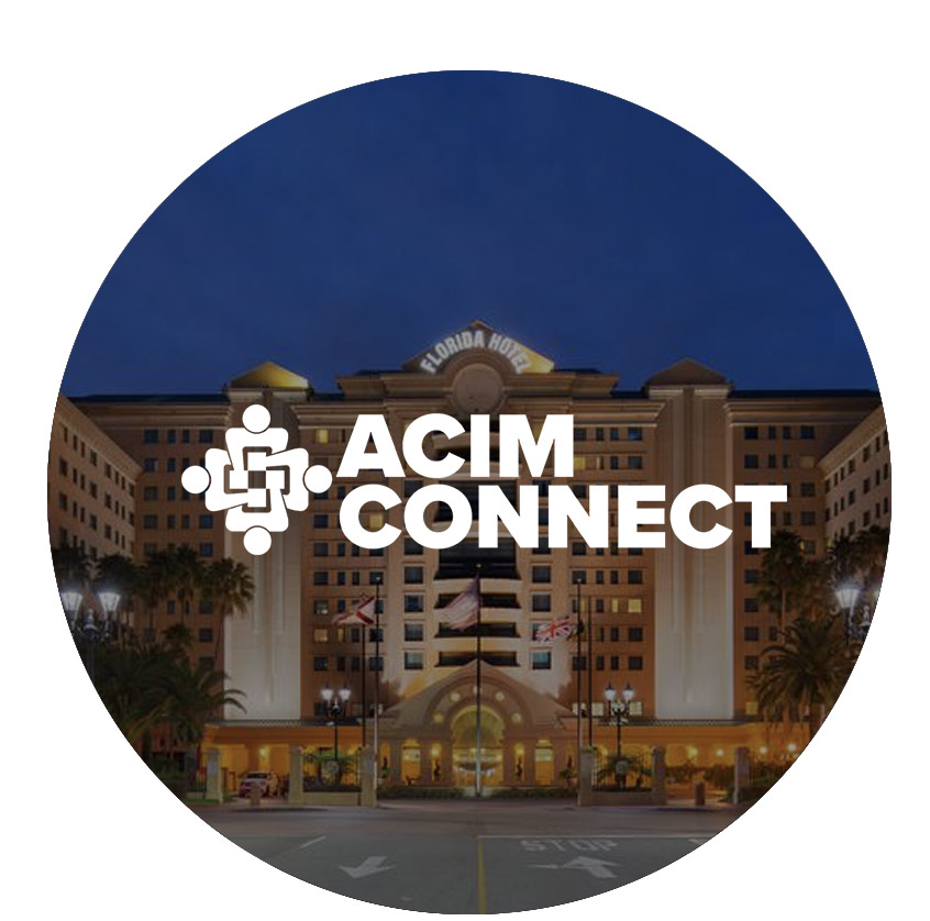 ACIM: FAVORITE INTEGRATIVE TOOLS CONFERENCE (NOV 14-16, ORLANDO