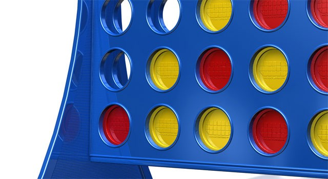 Connect Four Domination