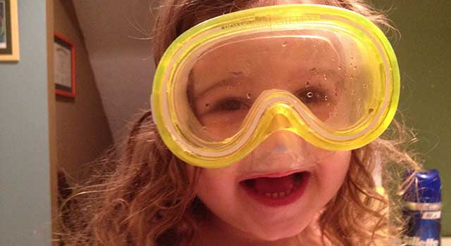 Milly's Diving Mask
