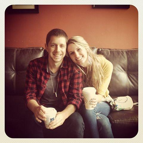 Michael and Jenn Engaged