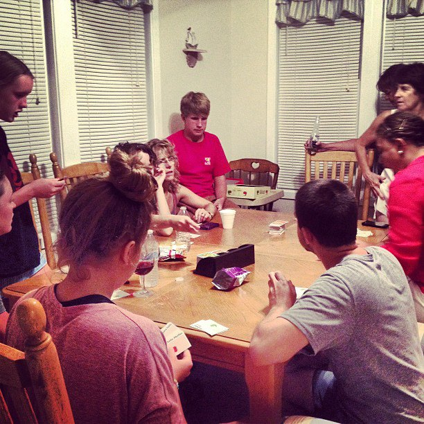 nine player apples to apples