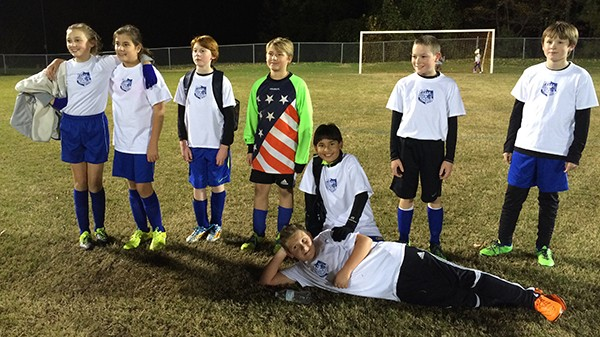 Jackson's-2015-Soccer-Team