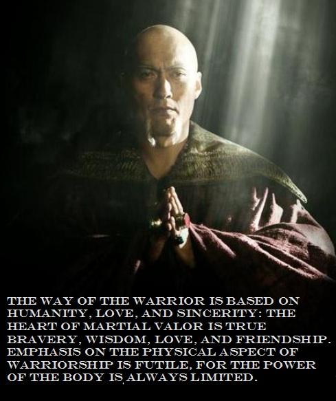 Warrior Zen Quote Wallpaper Strong Mind Body Amp Spirit Since When Zach Even Esh