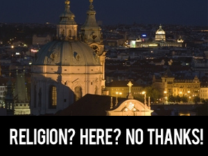 Religion? No Thanks! (Prag)