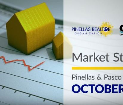 October 2019 Market Report for Pinellas and Pasco Counties