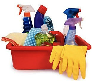 Cleaning Supplies 1