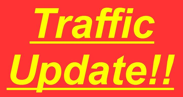 Traffic Update!!: Downtown Needles, CA: North K Street Underpass reopens after being damaged by a vehicle collision.