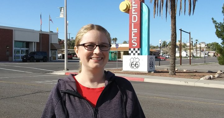 Needles, CA: ZachNews interview with Needles City Council applicant Kirsten Merritt.