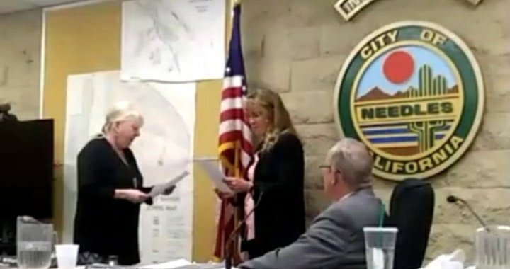 Breaking News: Needles, CA: Louise Evans gets unanimous vote to fill vacant seat on the Needles City Council.