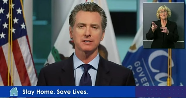 News Update: California: Governor Gavin Newsom provides an update on California's response to COVID-19 outbreak.