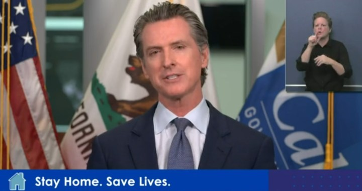 Live News Update: California: Governor Gavin Newsom provides an update on California's response to COVID-19 outbreak.