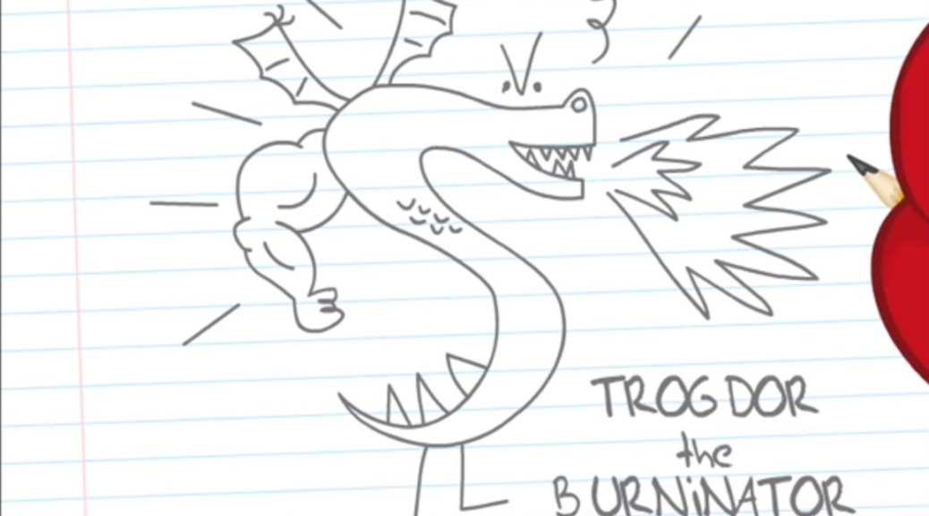 Image result for trogdor