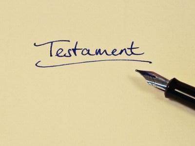 Zaginiony testament