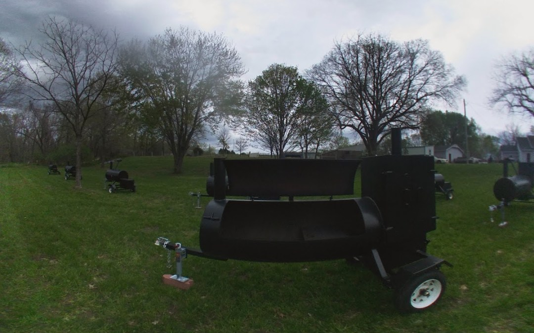 Riverside Meat Smoker 360 Photos