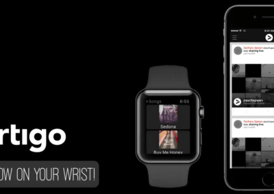 Vertigo on Apple Watch