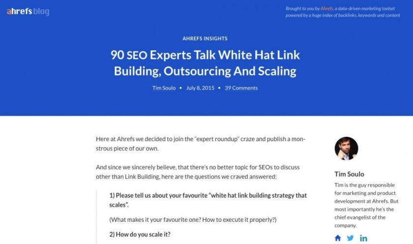 90_SEO_Experts_Talk_White_Hat_Link_Building__Outsourcing_And_Scaling