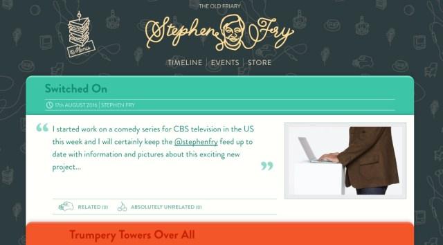 stephen_fry_wordpress_site