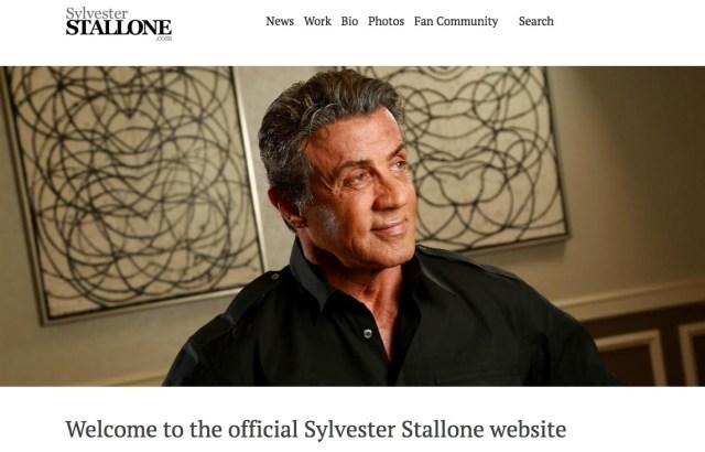 sylvester_stallone_wordpress_site