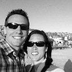 Zac & Beth Keeney Laguna Beach Vacation