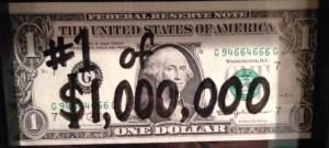 $1 Million Goal