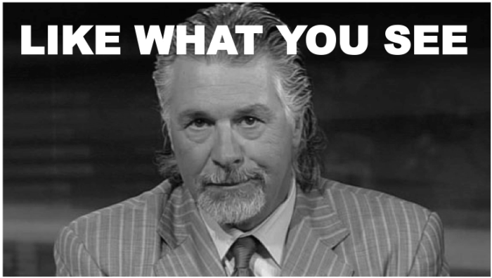 Barry Melrose Like What You See