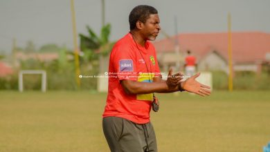 """I can't explain starting 10 men""- Maxwell Konadu on Aduana drama – Citi Sports Online"
