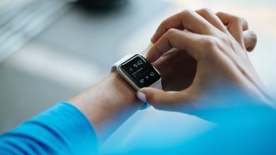 New patent shows Apple Watch with a flat digital crown