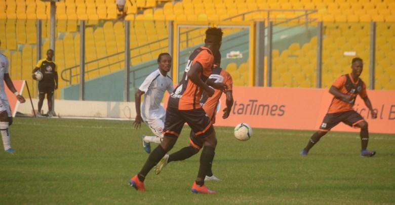 Inter Allies draws with Legon FC – Citi Sports Online