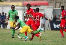Aduana Stars sting Kotoko, AshGold go top – Citi Sports Online