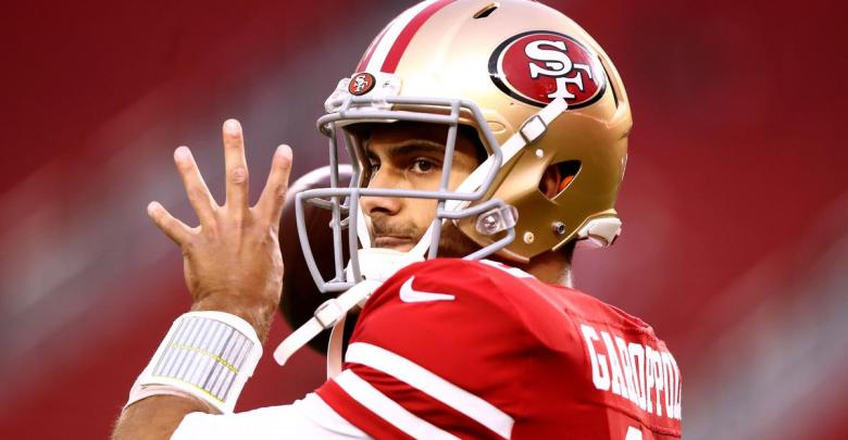 49ers QB Jimmy Garoppolo Is One of the NFL's Highest Paid Players [ARTICLE]