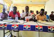 Election Coordinators endorse Kwabre East MP's second term bid