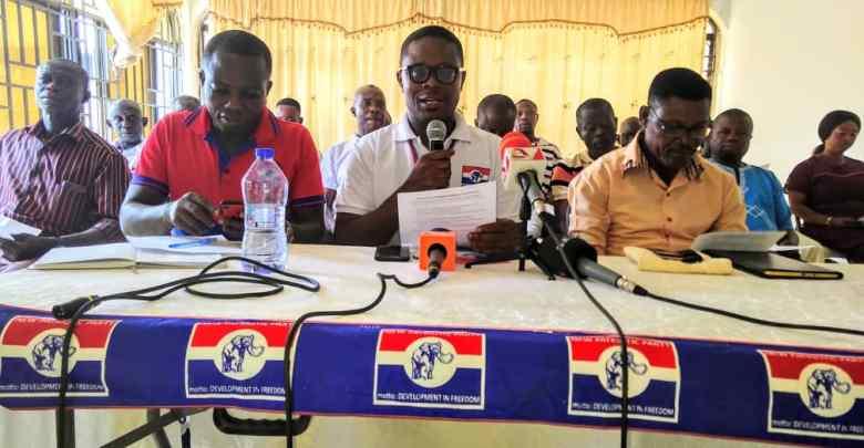 Election Coordinators endorse Kwabre East MP's second term bid