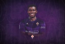 Fiorentina sign Alfred Duncan on loan – Citi Sports Online