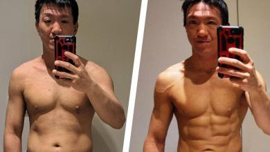 Lifting and Intermittent Fasting Helped This Guy Lose 40 Pounds and Get Ripped [ARTICLE]
