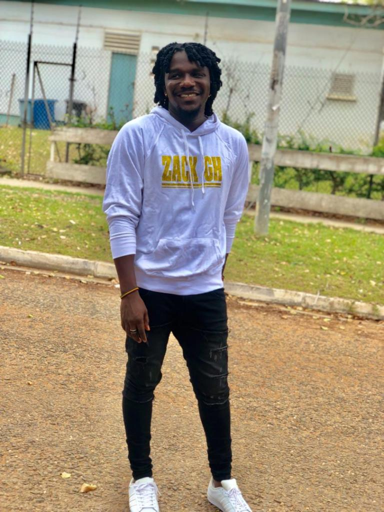 """Zack Gh To Release Another Hit Banger Titled """"Outside Gentility, Home cry""""."""