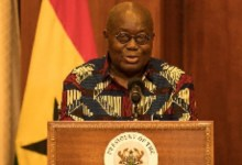 Coronavirus: Akufo-Addo extends lockdown by one week
