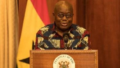 Coronavirus: Akufo-Addo extends lockdown by one week
